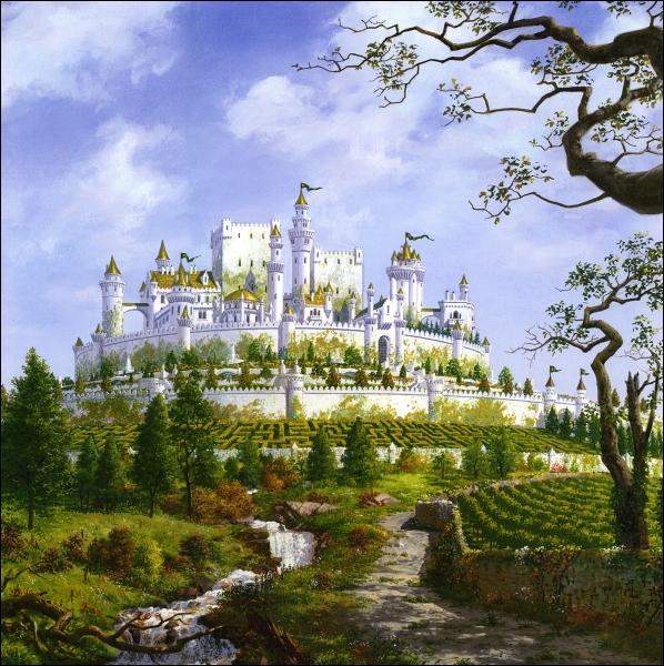 Quelle est la demeure de la Maison Tyrell ?