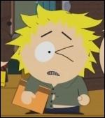 Qui est ce garçon poussé par ses parents à boire du café et devenant nerveux à cause de ça (qui de plus a fait partie de la bande des personnages principaux après la mort temporaire de Kenny et l'exclusion de Butters) ?
