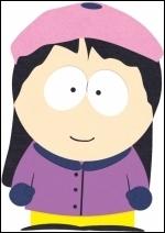 Qui est cette fille maline, présidente des élèves, petite-amie du personnage de la question 1, pleine de valeurs morales, n'hésitant pas à se battre pour ses idéaux, comme se battre physiquement violemment contre Cartman qui s'est moqué de sa campagne contre le cancer du sein, (mais pouvant être aussi méchante) et est présidente des élèves ?