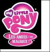 Sur quelle chaîne la série «My Little Pony» a-t-elle été diffusée à l'origine ?