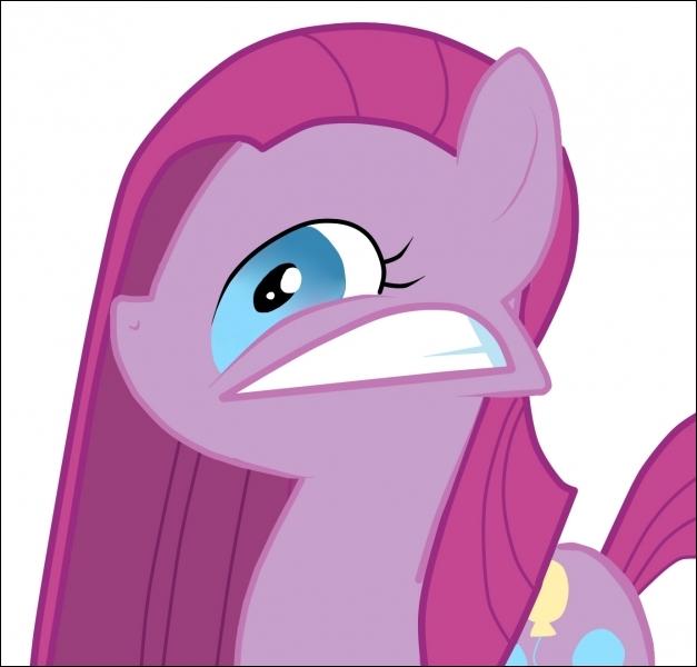 Quel est le nom complet de Pinkie Pie ?