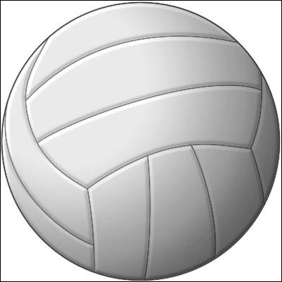 Dans quel sport utilisons-nous ce ballon ?