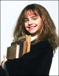 Tome 1. Où voit-on Hermione pour la première fois ?