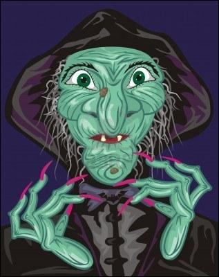 Savez-vous ce que signifie pour un coureur cycliste l'expression : «Voir la sorcière aux dents vertes. » ?