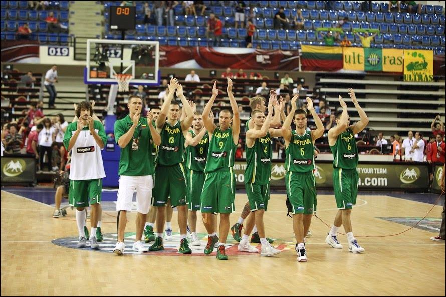 Equipe de basket-ball, non membre de la zone euro, la ville de Kaunas, frontalier de la Russie.