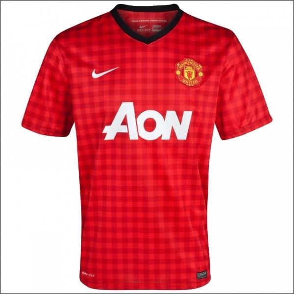 A quel grand club appartient ce maillot ?