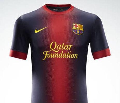 Les maillots de foot
