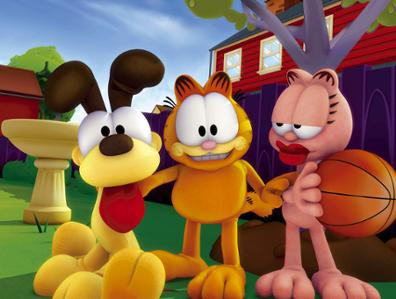 Garfield & Cie : personnages secondaires