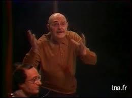 Dans quelle célèbre émission de débats télévisés des années 80 le Professeur Choron avait-il qualifié les lycéens de  merdeux  et de  trous du cul  ?