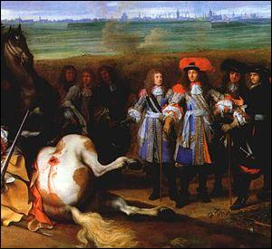 Quel roi d'Espagne décède en 1665, déclenchant ainsi la guerre de Dévolution ?
