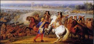 Pour faire la guerre contre la Hollande, Louis XIV décide de casser la Triple alliance de La Haye. Quelles puissances faisaient partie de cette alliance ?