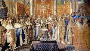 Louis XIV est sacré à Reims en 1654. Quel âge a-t-il lors de cet évènement ?