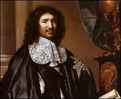 Comment s'appelle le ministre qui était contrôleur général des finances de 1665 à 1683 ?