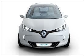La voiture électrique de Renault que voilà est poursuivie en justice pour son prénom, par les parents des enfants qui portent ce prénom, et ne veulent pas qu'ils soient associés à une voiture...