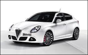 Cette Alfa Romeo a modernisé un ancien modèle, et n'a pas pu passer à côté de ce prénom, forcément... Lequel ?