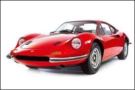 Ce modèle somptueux de Ferrari date de 1969, et porte le prénom du fils du créateur de la célèbrissime marque, c'est à dire ?