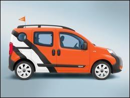 Citroën a fait preuve d'une imagination limitée en nommant ce modèle d'après une célébrité animée... Laquelle ?