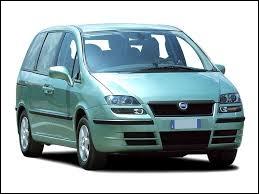 Ce modèle FIAT se pique d'avoir un illustre prénom, un véritable héros... qui rentra fort tard... Lequel ?