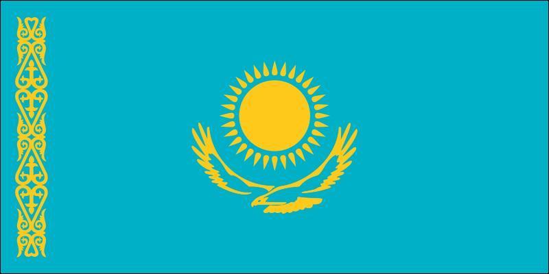 Qui était le seul kazak à participer à ce 95e tour ?