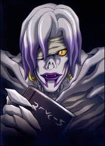 Qui est le Dieu de la mort du Death note du 2ème Kira ?