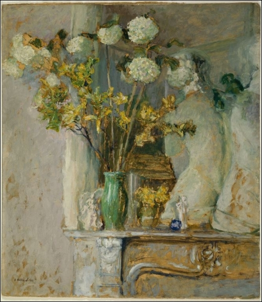 Nature morte, Hortensias, 1905