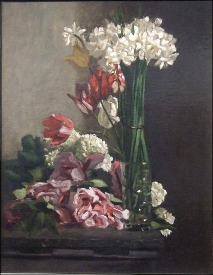 Narcisses dans un vase, 1870