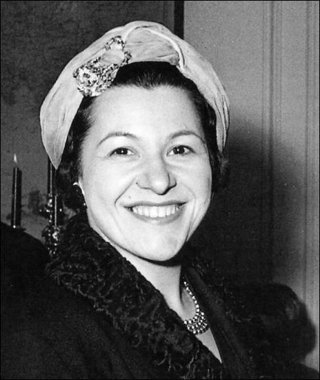Cette soprano (1918-1960) s'appelait Robin. Vous souvenez-vous de son prénom ?