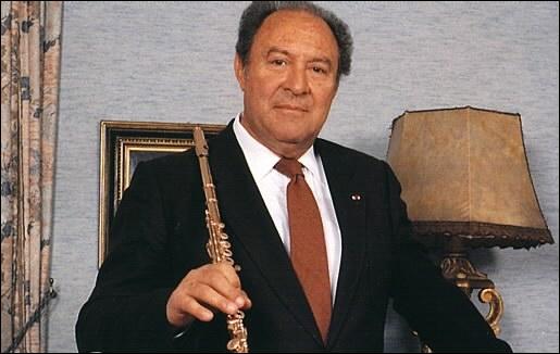 L'un des plus grands flûtistes de tous les temps se prénommait Jean-Pierre. Quel est son nom ?