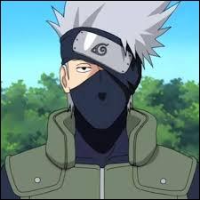 Son père se nommait  Croc-blanc , il est le Sensei de l'équipe n° 7 et on le surnomme  le ninja copieur . Qui est ce ninja ?