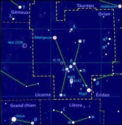 Le Chat est une ancienne constellation.