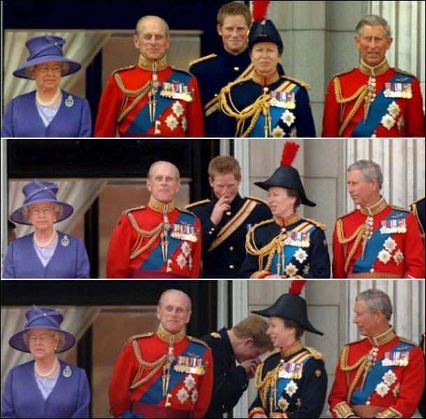 D'après cette royale photo, trouvez la chanson de Noël correspondante !