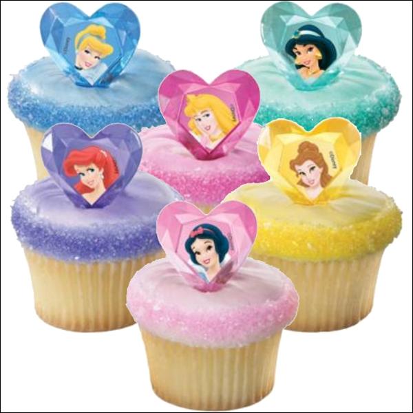 Sur cette image, une princesse Disney n'est pas représentée !