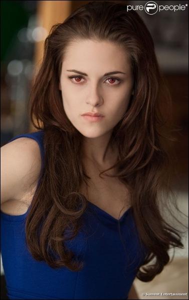 Pourquoi Bella veut-elle devenir vampire ?