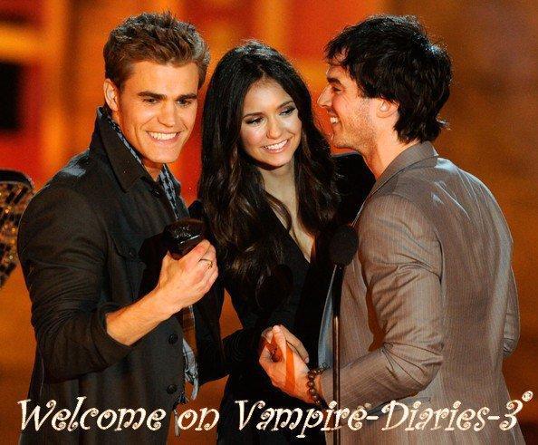 Vampire Diaries saisons 1 à 4. Qui-est-ce ?