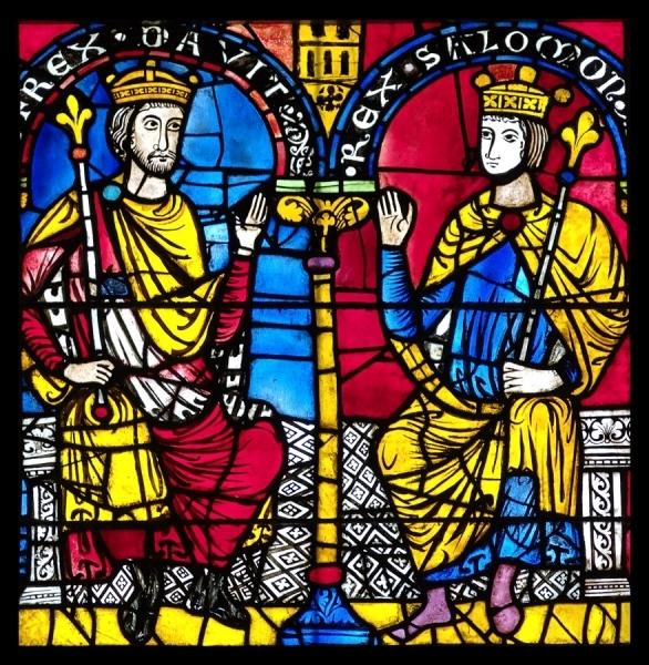 Qui sont David et Salomon ?