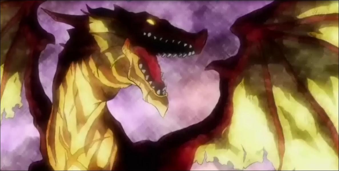 Qui est le dragon de type feu ?