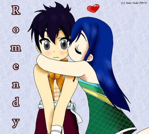 Fairy Tail Roméo