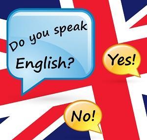 Un peu d'anglais
