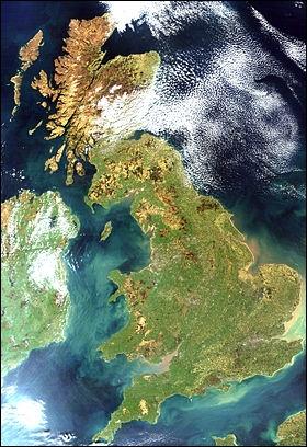 Combien de pays y a-t-il en Grande-Bretagne ?