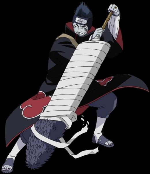 Qui est ce personnage de l'Akatsuki ?