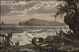 Sur quelle île, les flibustiers du 17e siècle avaient-ils l'habitude de se regrouper ?