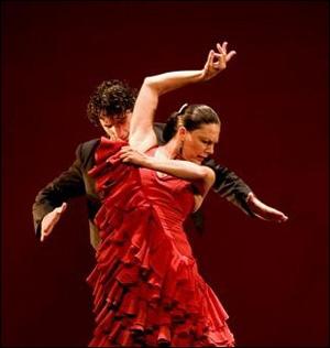 Quel nom portent le genre musical et la danse qui en découle, tous deux originaires d'Andalousie ?