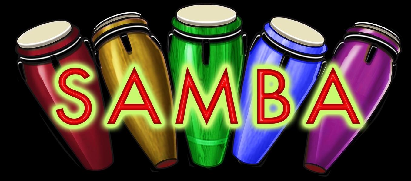 De quel pays est originaire la samba ?