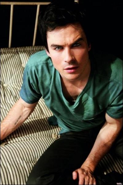 Lorsque Damon découvre que Stefan carbure au sang humain et qu'il lui a menti, quelle est sa réplique ?
