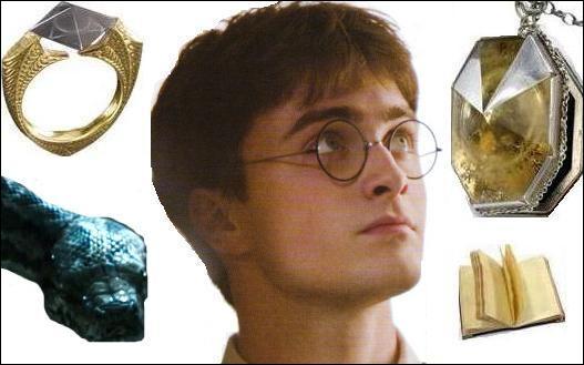 Combien d'Horcruxes a Voldemort ?