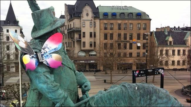 Dans quelle ville de Suède s'est déroulée l'édition 2013 de l'Eurovision ?