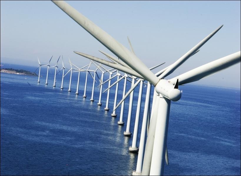 Lesquels de ces centrales produisent la plus faible part de l'énergie créée en Suède ?