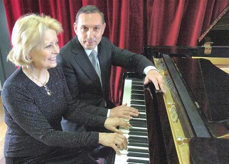 De grands pianistes classiques