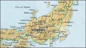Selon l'Institut de géophysique américain USGS, l'île d'Honshu semble avoir été déplacée de 2, 4 mètres environ en raison du séisme du 11 mars 2011.
