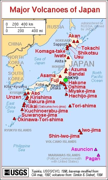 Sur quelle île se trouve le Mont Fuji ?